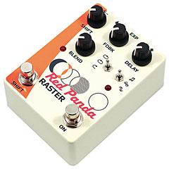 Red Panda Raster Delay « Effets pour guitare électrique