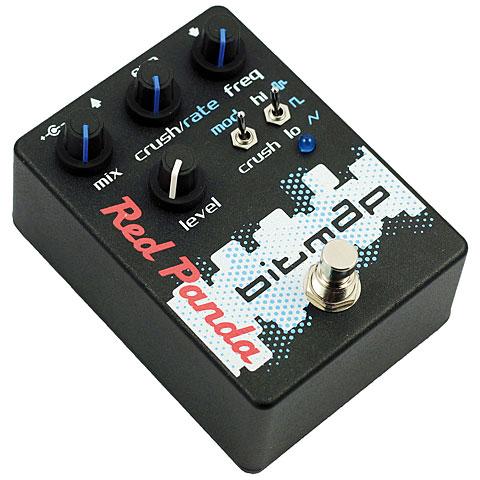 Effektgerät E-Gitarre Red Panda Bitmap Bitcrusher