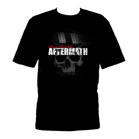 Camiseta manga corta Bare Knuckle Aftermath M