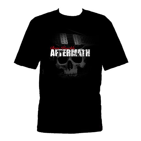 Camiseta manga corta Bare Knuckle Aftermath L