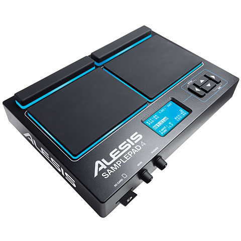 Pad de percussion Alesis SamplePad 4