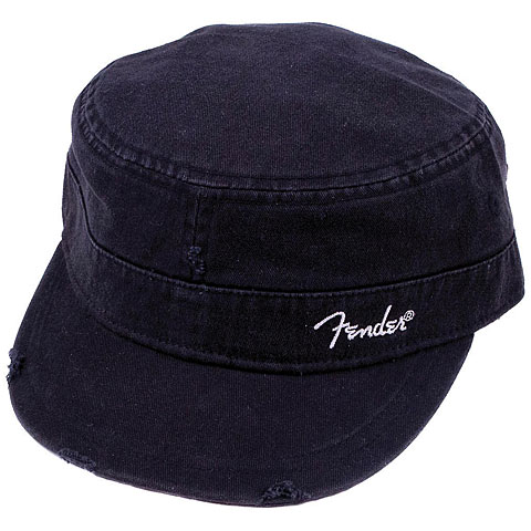 Fender Military Cap BLK L/XL