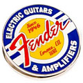 Gifts Fender Magnet Clip Guitars and Amps Logo