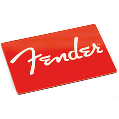 Fender Red Logo Magnet « Dekomagnet
