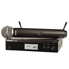 Shure BLX24RE/SM58-H8E « systèmes micro sans fil
