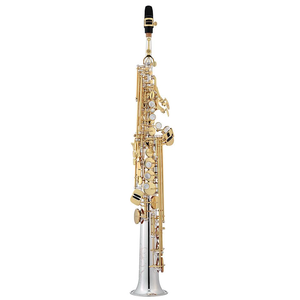 Saxophone - Jupiter JSS1100SGQ Sopransaxophon - Onlineshop Musik Produktiv