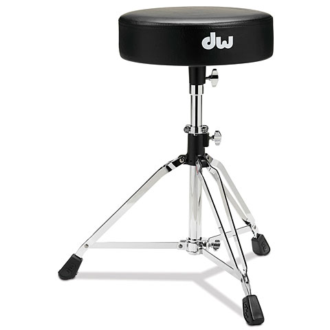 Sillín de batería DW 3000 Series Drum Throne with Vise Memory