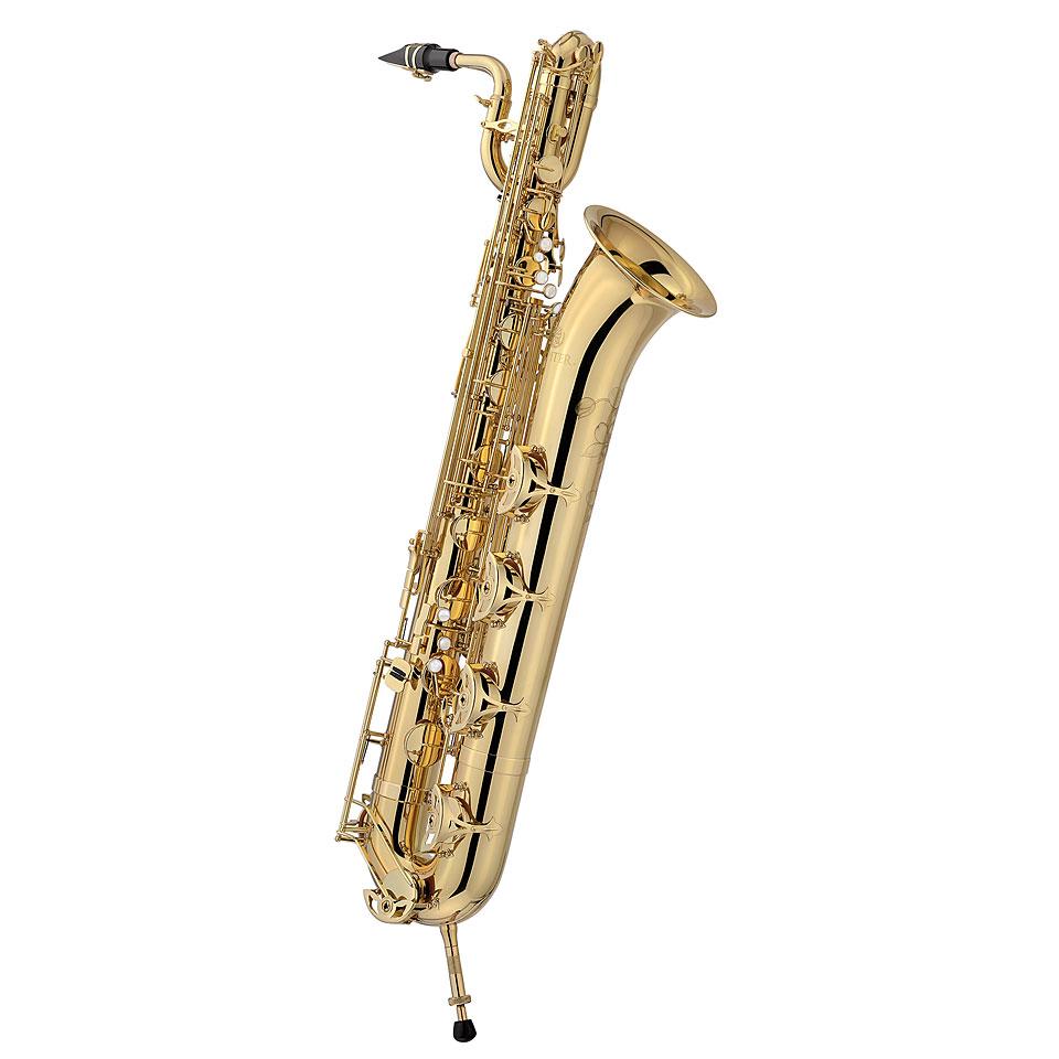 Saxophone - Jupiter JBS1100 Baritonsaxophon - Onlineshop Musik Produktiv