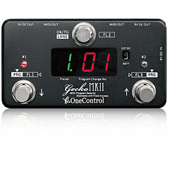 One Control Gecko MK II « Footswitch