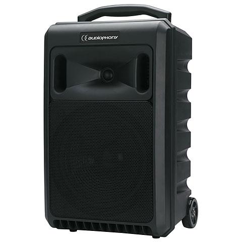 Akkubetriebenes PA-Set Audiophony SprinterONE-V122