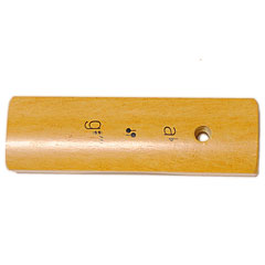 Sonor Palisono Xylophone Chime Bar gis3 « Accesorios instr. Orff