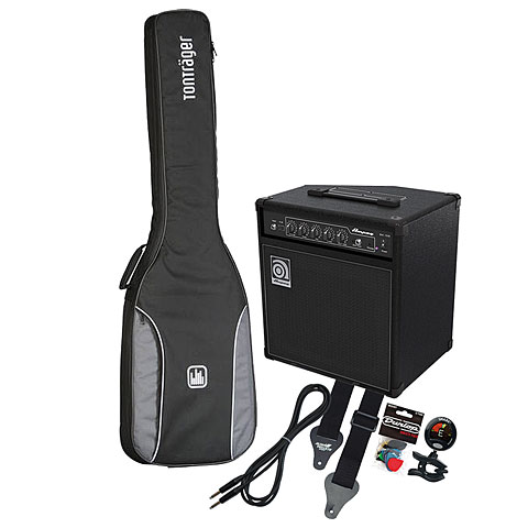 E-Bass Set Ampeg BA-108 MP-Set