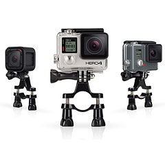 GoPro Handlebar/Seatpost/Pole Mount « Action Cam
