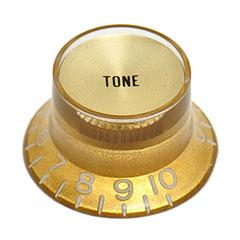 Göldo KB21G Bell-Knob, Plexi « Botón potenciómetro