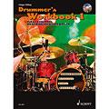 Instructional Book Schott Drummers Workbook Bd.1