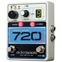 Electro Harmonix 720 Stereo Looper « Effets pour guitare électrique
