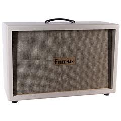 """Friedman 2x12"""" WHT/S&P « Baffle guitare élec."""