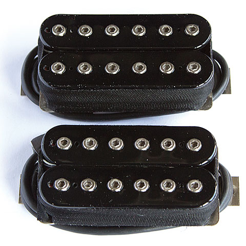 Micro guitare électrique Bare Knuckle Juggernaut Open Set
