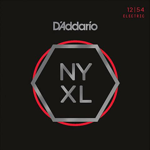 Saiten E-Gitarre D'Addario NYXL1254 Set