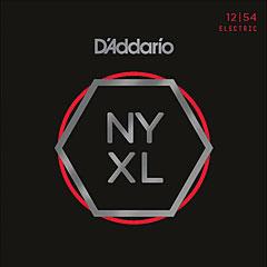 D'Addario NYXL1254 Set « Cuerdas guitarra eléctr.