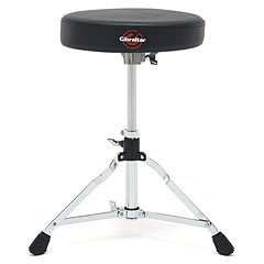 Gibraltar 5600 5608 Round Vinyl Seat « Drum Throne
