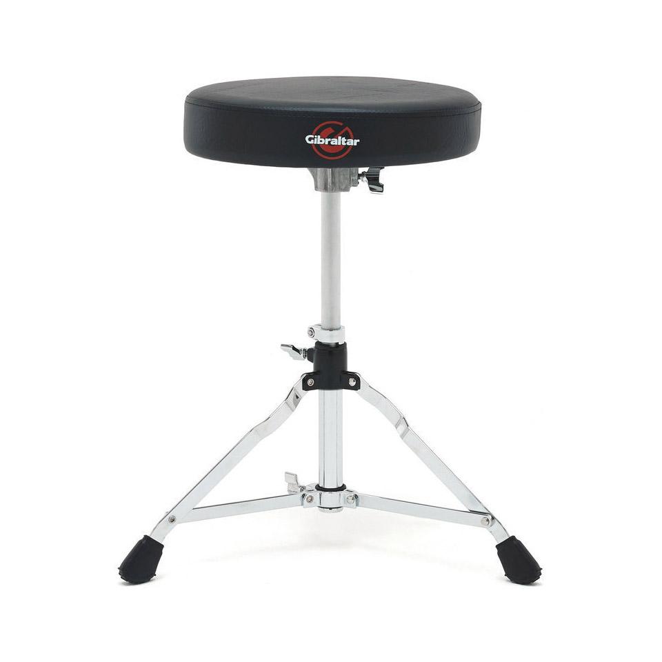 Gibraltar 5600 5608 Round Vinyl Seat 171 Drum Throne