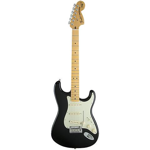 Fender The Edge Stratocaster MN BLK « Guitare électrique