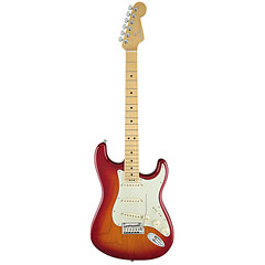 Fender American Elite Strat MN ACB  «  Guitare électrique