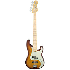 Fender American Elite P-Bass ASH MN TBS  «  Basse électrique