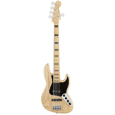 Fender American Elite Jazz Bass V ASH MN NA