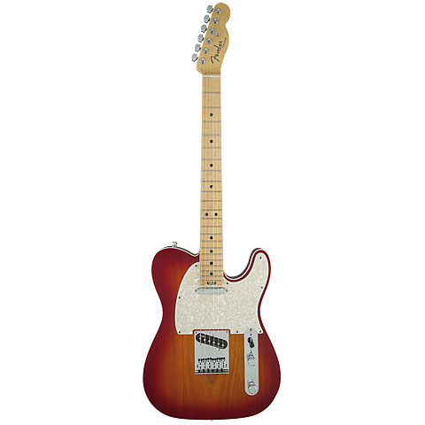 Fender American Elite Tele MN ACB « Electric Guitar