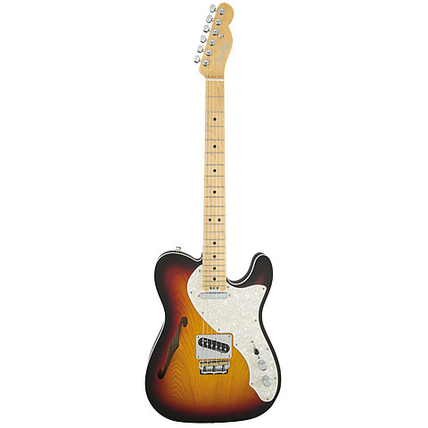 Fender American Elite Thinline Tele MN 3TSB