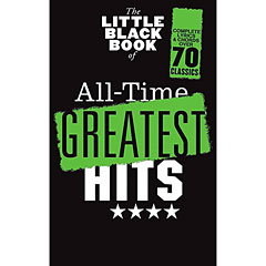 Hal Leonard The Little Black Book of All-Time Greatest Hits « Cancionero