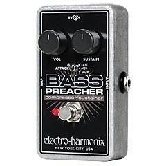 Electro Harmonix Bass Preacher « Pedal bajo eléctrico