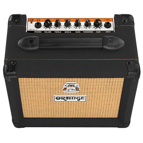 E-Gitarrenverstärker Orange Crush 12 BK