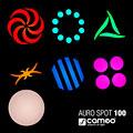 Moving Head Cameo Auro Spot 100