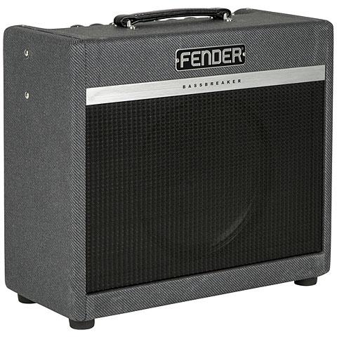 Ampli guitare (combo) Fender Bassbreaker 15 Combo