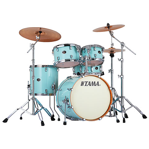 Tama Silverstar 20  Light Blue Lacquer