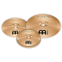 Meinl Classics 14/16/20 Complete Cymbal Set « Becken-Set