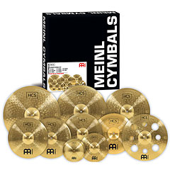 Meinl HCS Ultimate Cymbal Set « Cymbal Set