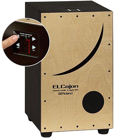 Roland ElCajon Electronic-Layered-Cajon