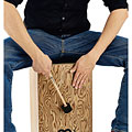 Baquetas percusión Meinl Big Head Cajon Mallet