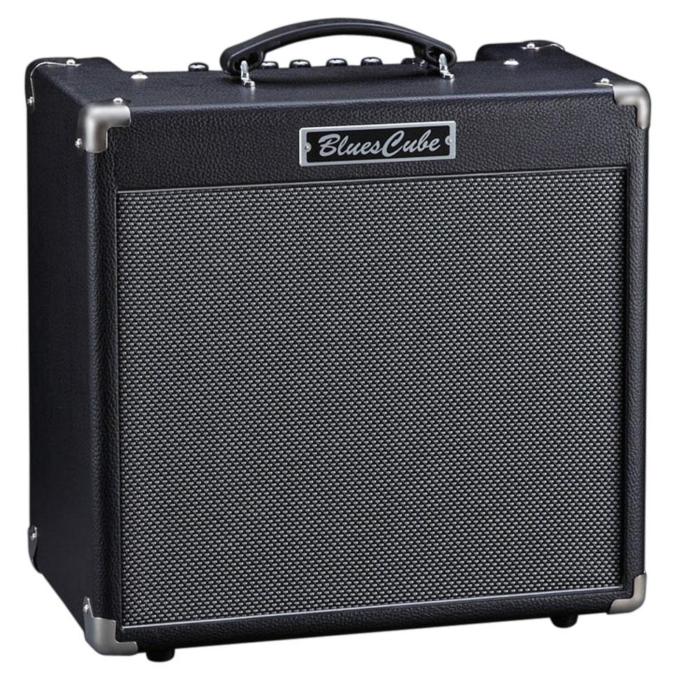 roland blues cube hot bk guitar amp. Black Bedroom Furniture Sets. Home Design Ideas