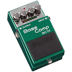 Boss BC-1X Bass Comp « Bass Guitar Effect