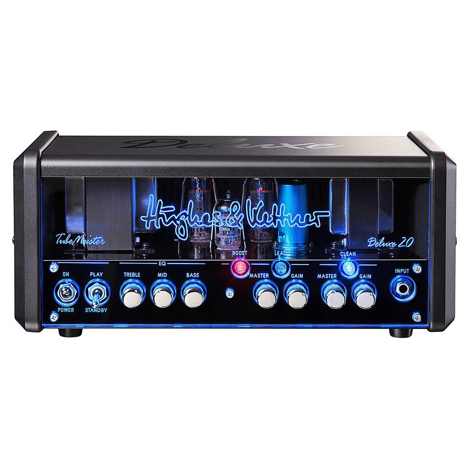 Hughes & Kettner TubeMeister Deluxe 20 « Guitar Amp Head