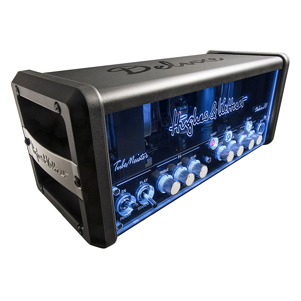 hughes kettner tubemeister deluxe 20 guitar amp head. Black Bedroom Furniture Sets. Home Design Ideas