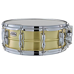 "Yamaha Recording Custom 14"" x 5,5"" Brass Snare « Snare drum"