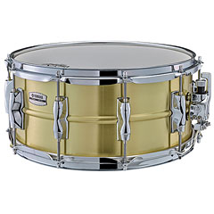 "Yamaha Recording Custom 14"" x 6,5"" Brass Snare « Snare Drum"