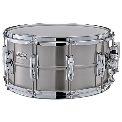 "Snare Drum Yamaha Recording Custom 14"" x 7"" Steel Snare"