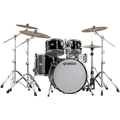 Yamaha Recording Custom 20  Solid Black Fusion